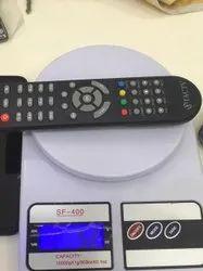 Set up Black Tactv Remote Control