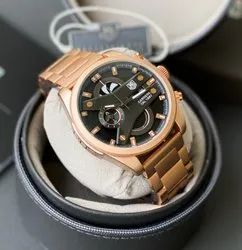 Round Tag Heuer Watches For Man, For Personal Use, Model Name/Number: CR7
