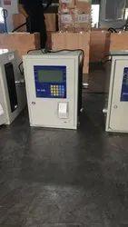 Diesel pump dispenser