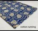 Natural Bagru, Daabu Block Print Fabric.