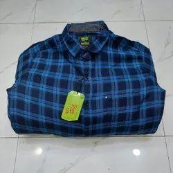 Gents Check Shirt