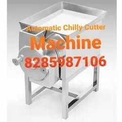 Automatic Chilly Cutter Machine