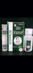 Pcd franchise for Cefixime 100 Mg Syrup