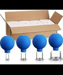 Face cupping set of 4