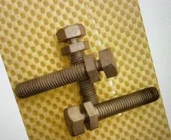 Double Hex Head Bolt