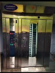 Rotary oven st 130