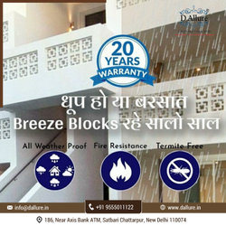 Decorative Breeze Block