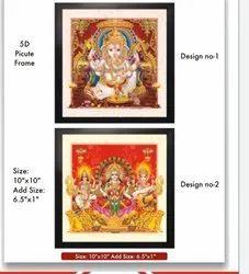 Diwali 5D Photo Frame