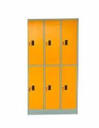 6 Door Industrial Locker