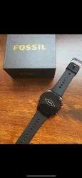 Black Fossil gen 8 smart watch