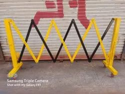 Collapsible Barrier