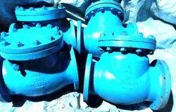Swing Type 20kg/Cm2 To 80kg/Cm2 Kirloshkar Check Valve, Flange, Valve Size: 2