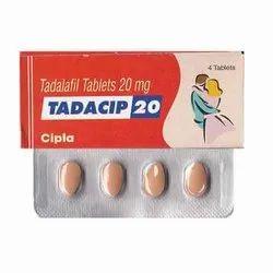 Erectile Dysfunction Tadalafil Tablets