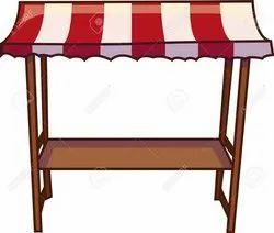 Customised Folding Stall