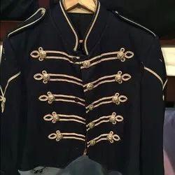Cotton Military Band Uniform dress manufacture