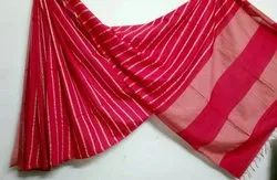 Casual Wear Border Fabric - Bunty Bubly Saree, 6 m (with blouse piece)