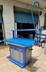 Vacuum ironing Table with boiler