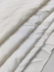White Plain Cotton Napkin, Size: 16 X 16