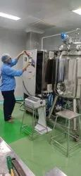BE Clean-In-Place (CIP) And Sterilization-In-Place (SIP) Systems