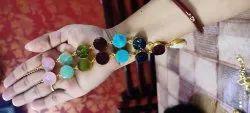 Druzy  Multi Necklace