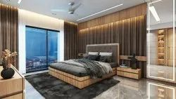 Interior Design Service For Bed Room, Work Provided: Wood Work & Furniture