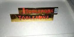 Toberlone Chocolate