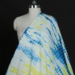 Handmade Tie Dye Fabric
