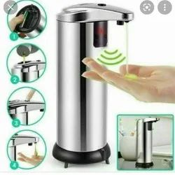Stainless Steel Automatic Portable Soap Dispenser