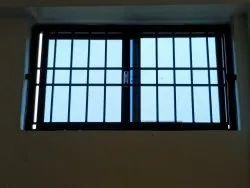 Upvc Iron window grill
