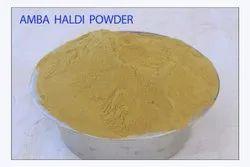 Amba Haldi Powder, It is packed in 25 kgs