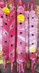 VM AgroIndustries温和钢拖拉机牵栏贴图,尺寸:1.25 * 3 * 30