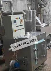 Stainless Steel Medical Waste Incinerator