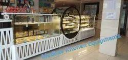 Sweet & Cake Display Counter