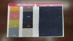 Cotton Checks Fabrics 54
