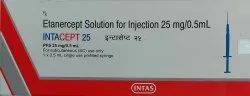 Intacept 25 Mg Solution For Injection