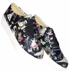 Multicolor Ladies Shoes