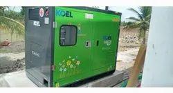 Kirloskar green Generators 15kva