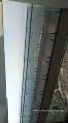 Balcony Stainless Steel Sky Walk Railing, Floor