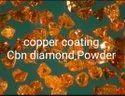 CBN Diamond Powder Coper coating