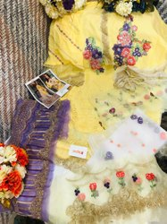Fepic Pakistani Cotton Designer Suit