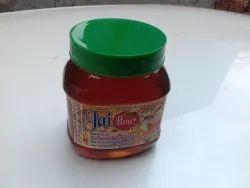 Pet Plastic Honey Jar