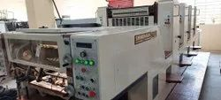 Offset Four Color Printing Machine