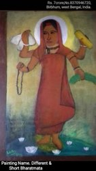The different & Short Bharatmata oil painting, No. 8370946720. Address. Birbhum, west Bengal, India.