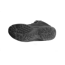 Men Black Liberty Hi Altitude Hiking Sports Shoes, Size: 8, 9 and 10