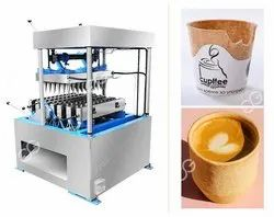 Edible Cup making machine