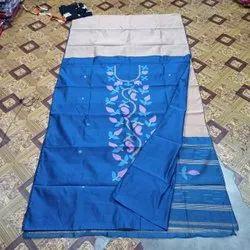 Tant Handloom Dress Metrial