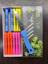 VIKO Plastic T88 Kitchen Knife, For Personal Use