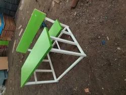 Plywood And Sunmica School Bench