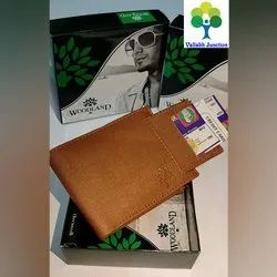 Woodland Men's Top Artificial Leather Wallet, Separately, Included Cr/Debit Card Slots
