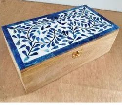 Natural Square Wooden Box, For Packaging, Size: 6x4 7x5
